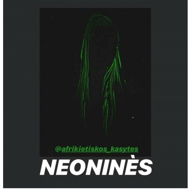 Neoninis pluoštas