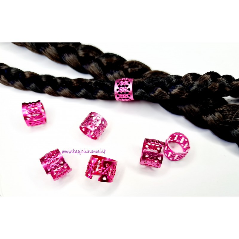 Rožiniai žiedeliai