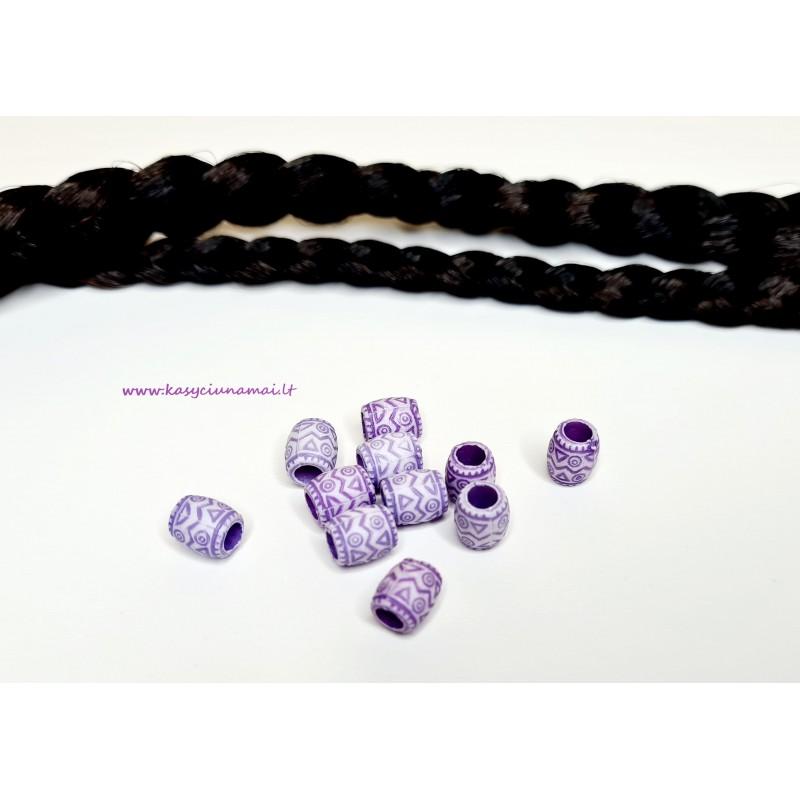 Violetiniai karoliukai